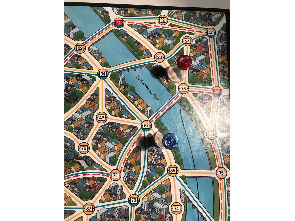 スコットランドヤード:東京(Scotland Yard: Tokyo)の画像 #46634 backbeesさん