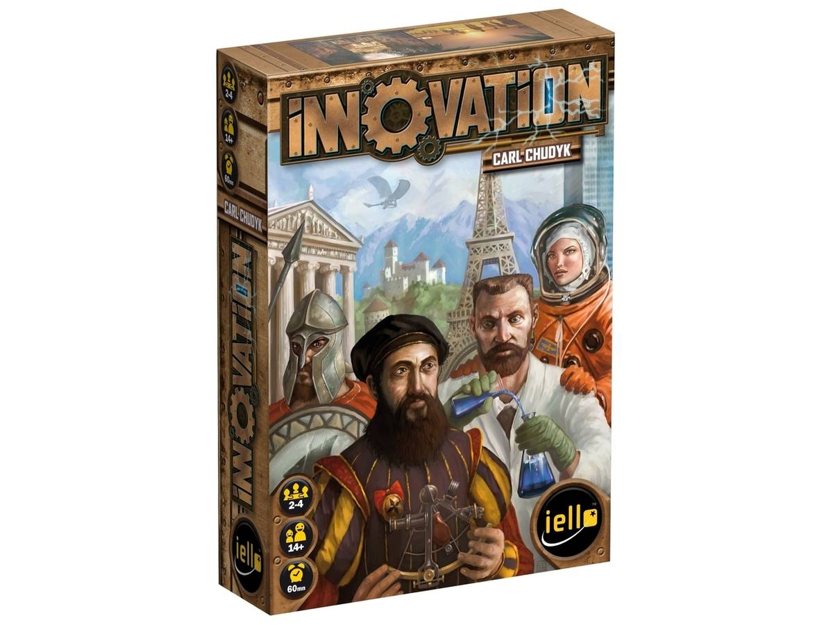 イノベーション(Innovation)の画像 #33125 ボドゲーマ運営事務局さん