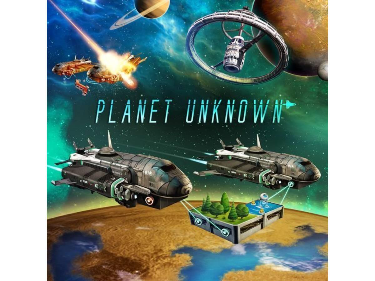 プラネット・アンノーン(Planet Unknown)の画像 #55052 らめるんさん