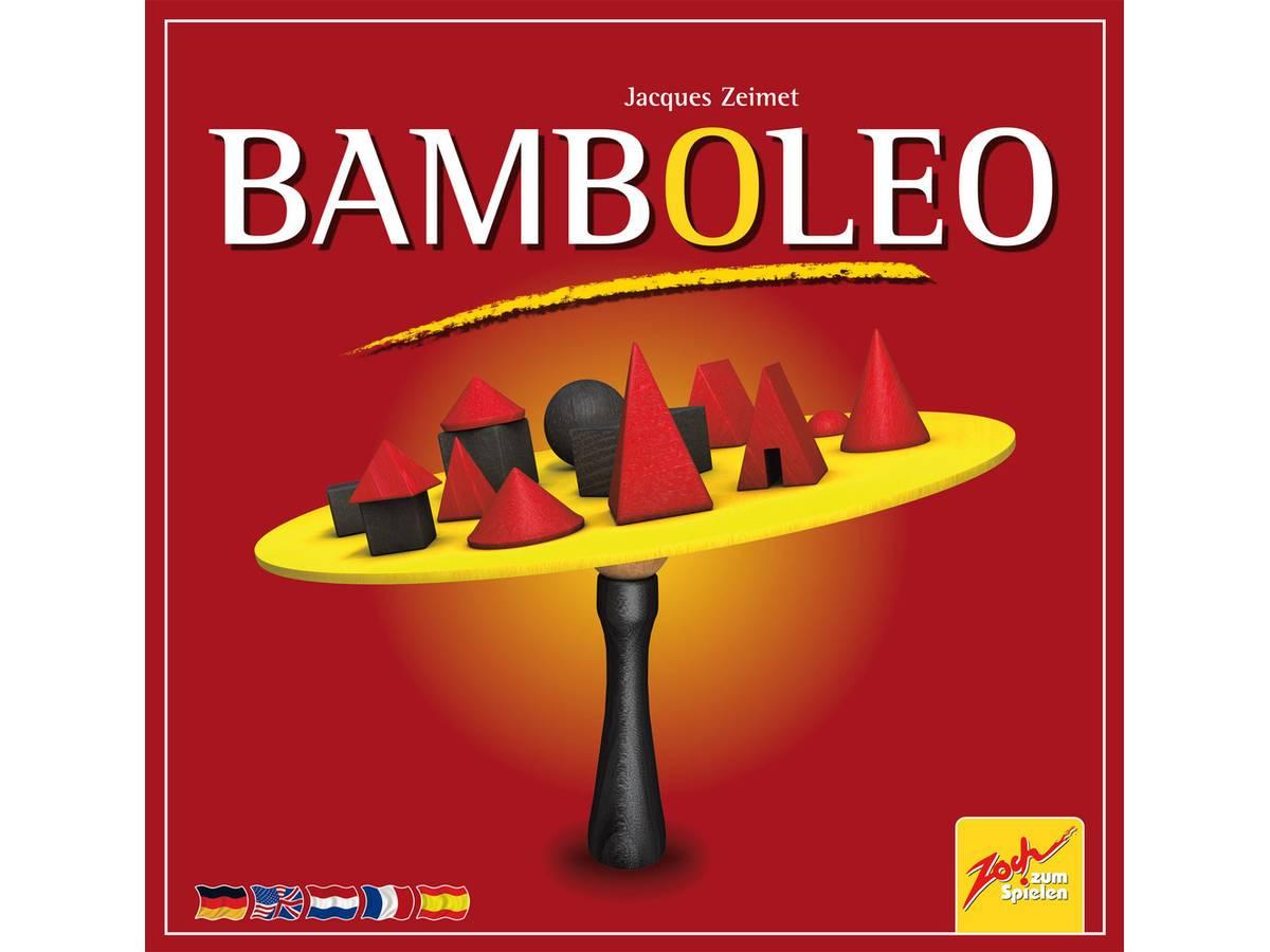 バンボレオ(Bamboleo)の画像 #31857 ボドゲーマ運営事務局さん