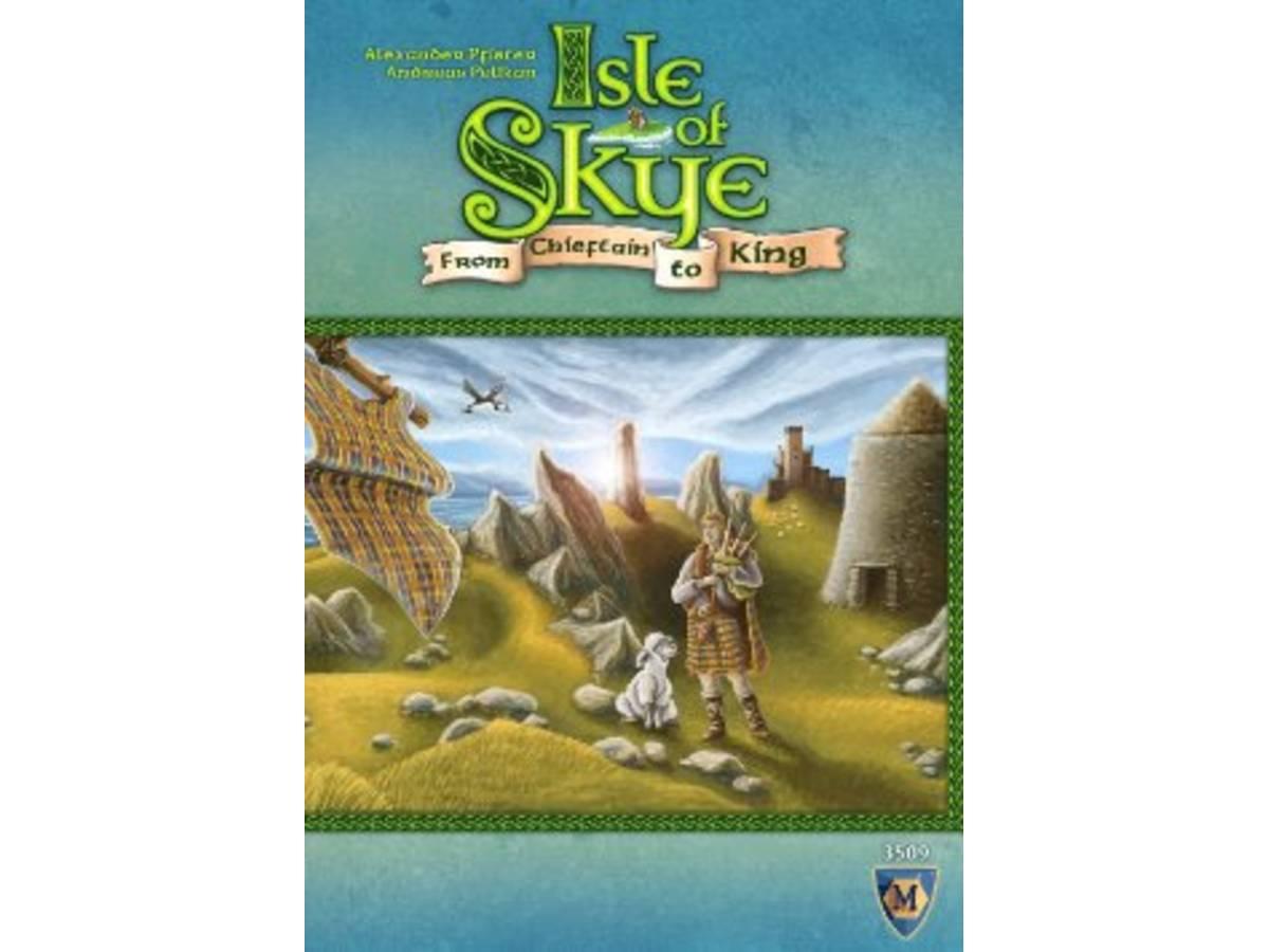 アイルオブスカイ(Isle of Skye: From Chieftain to King)の画像 #29946 ぽっくりさん