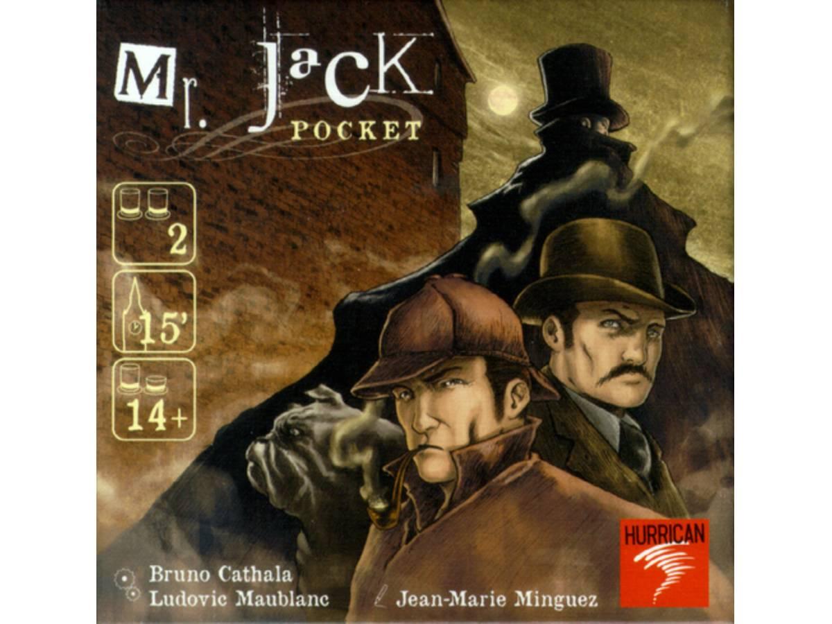 ミスター・ジャック:ポケット(Mr. Jack Pocket)の画像 #35506 yuji87555さん