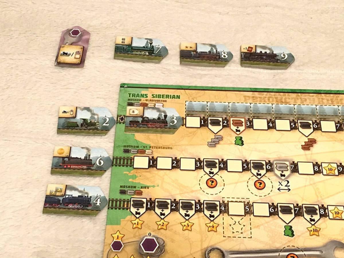 ロシアンレールロード(Russian Railroads)の画像 #61156 みなりんさん