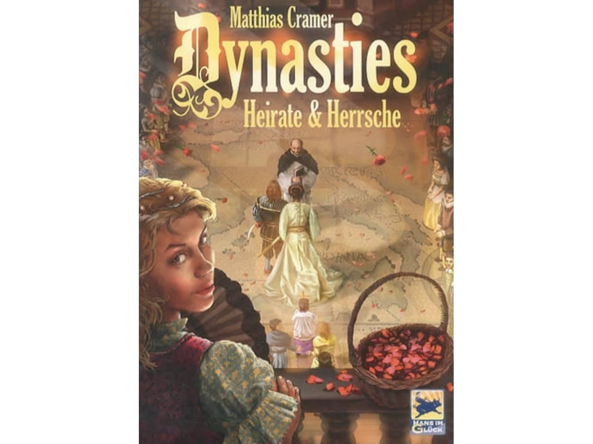 ダイナスティ(Dynasties: Heirate & Herrsche)の画像 #67814 B.Peggさん