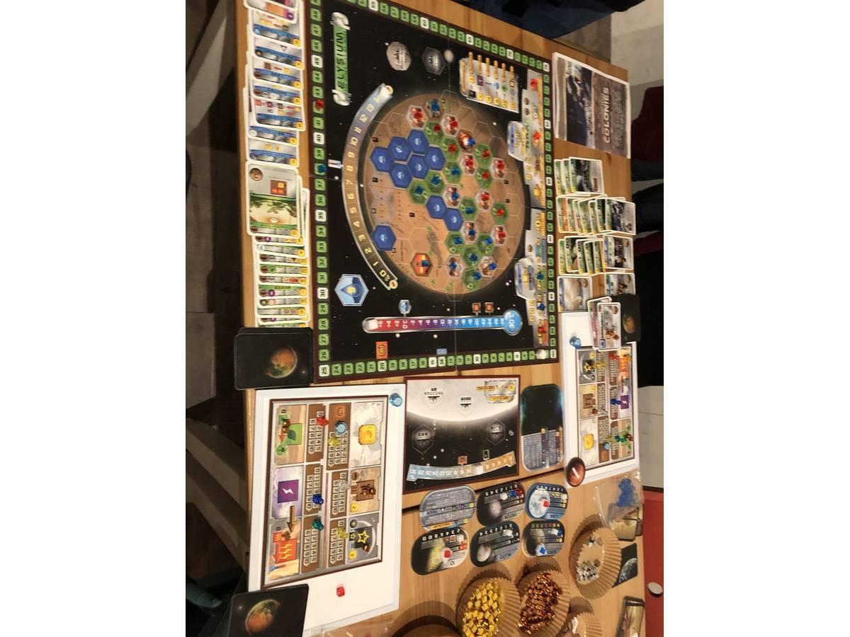 テラフォーミングマーズ:コロニーズ(拡張)(Terraforming Mars: Colonies)の画像 #49559 おっきーさん