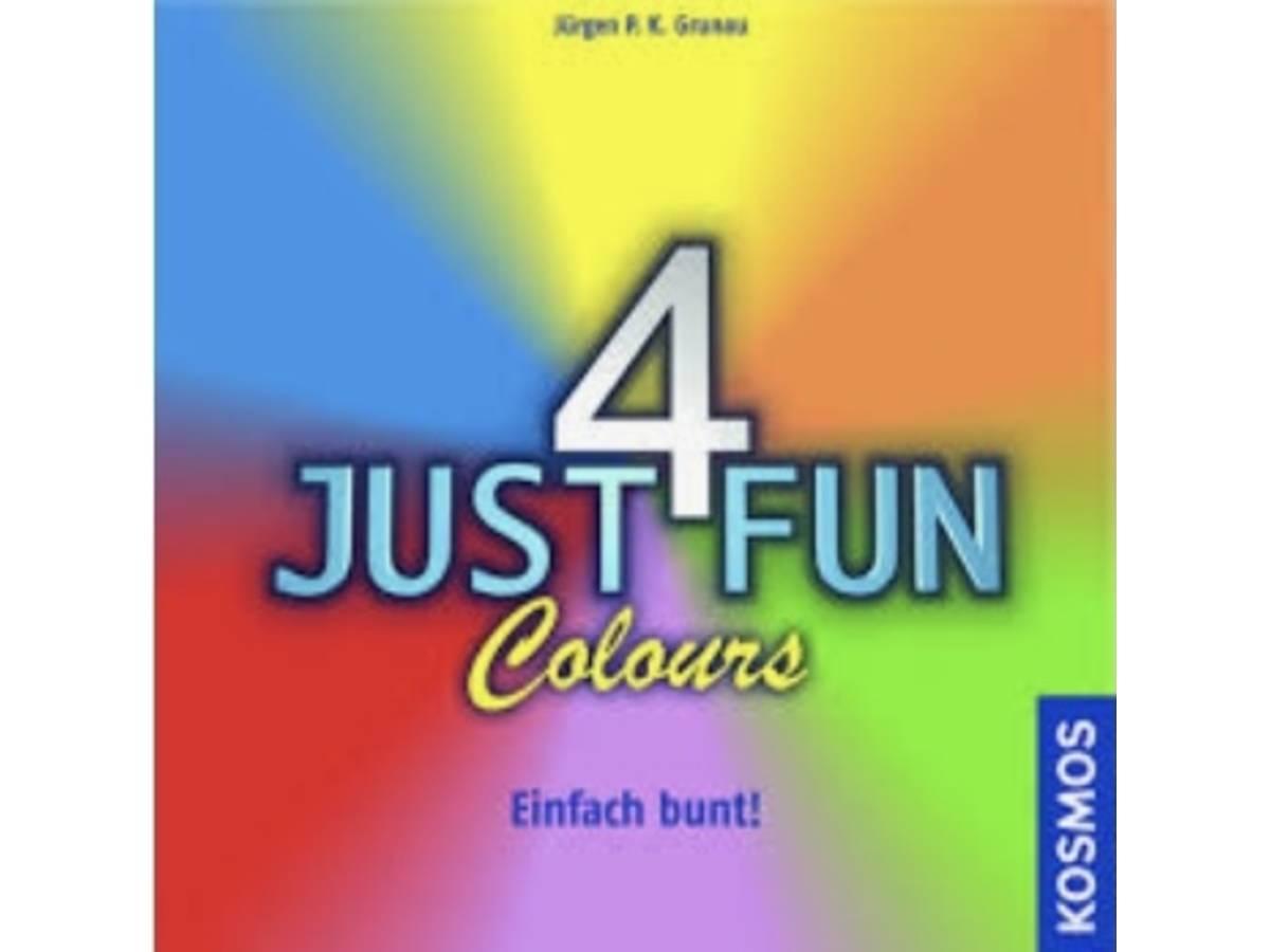 ジャスト・フォー・ファン・カラーズ(Just 4 Fun Colours)の画像 #71855 たつきちさん