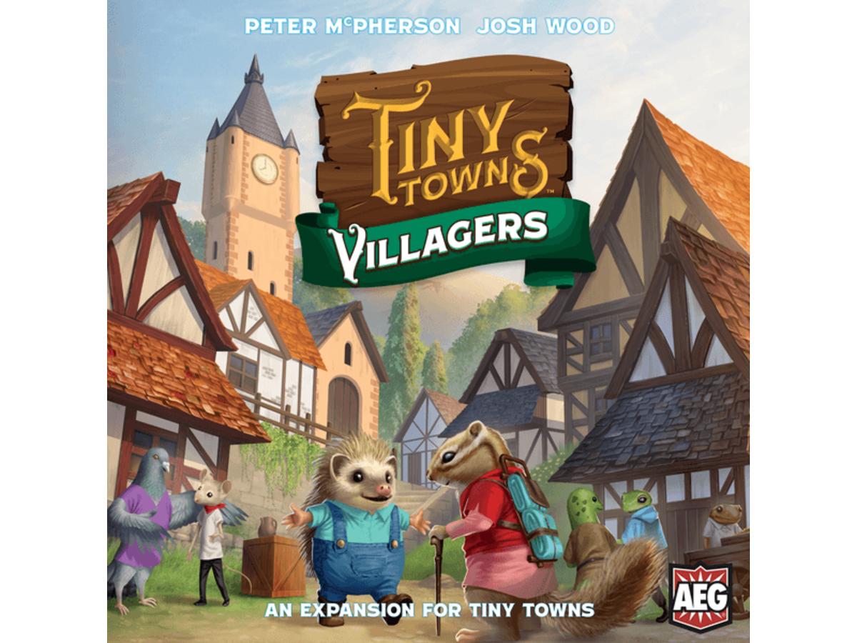 タイニータウン:民のちから(Tiny Towns: Villagers)の画像 #68688 まつながさん