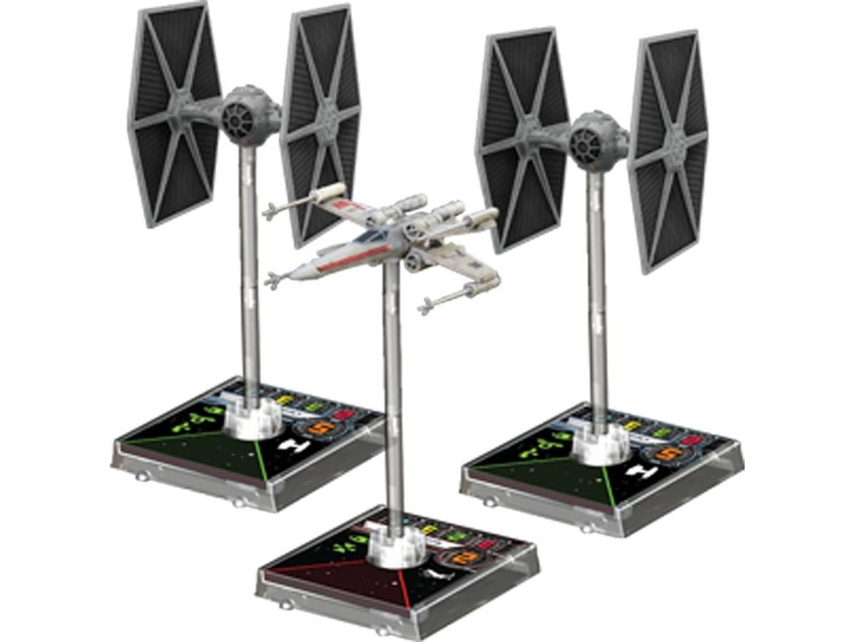 X-Wing ミニチュアゲーム(Star Wars: X-Wing Miniatures Game)の画像 #33732 ボドゲーマ運営事務局さん