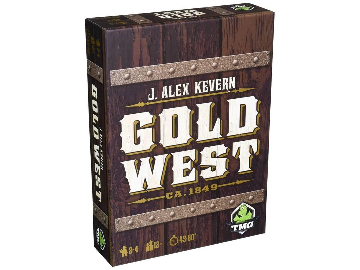ゴールド・ウェスト(Gold West)の画像 #33985 ボドゲーマ運営事務局さん