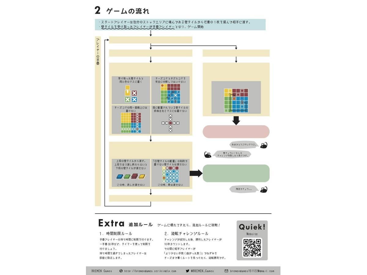 クヴィーク!(Quiek!)の画像 #57325 BREMEN Games さん