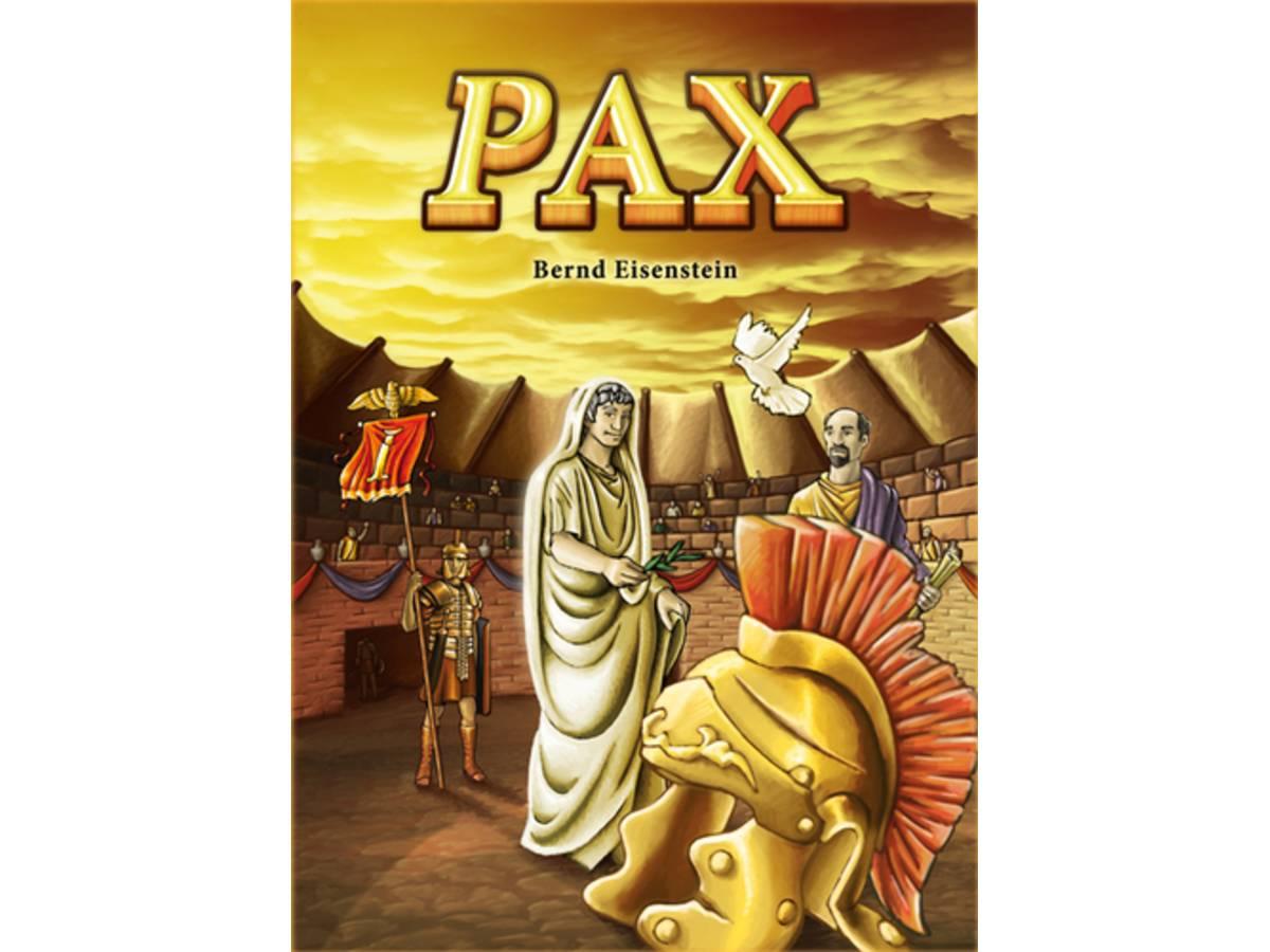 パックス(PAX)の画像 #36976 ボドゲーマ運営事務局さん