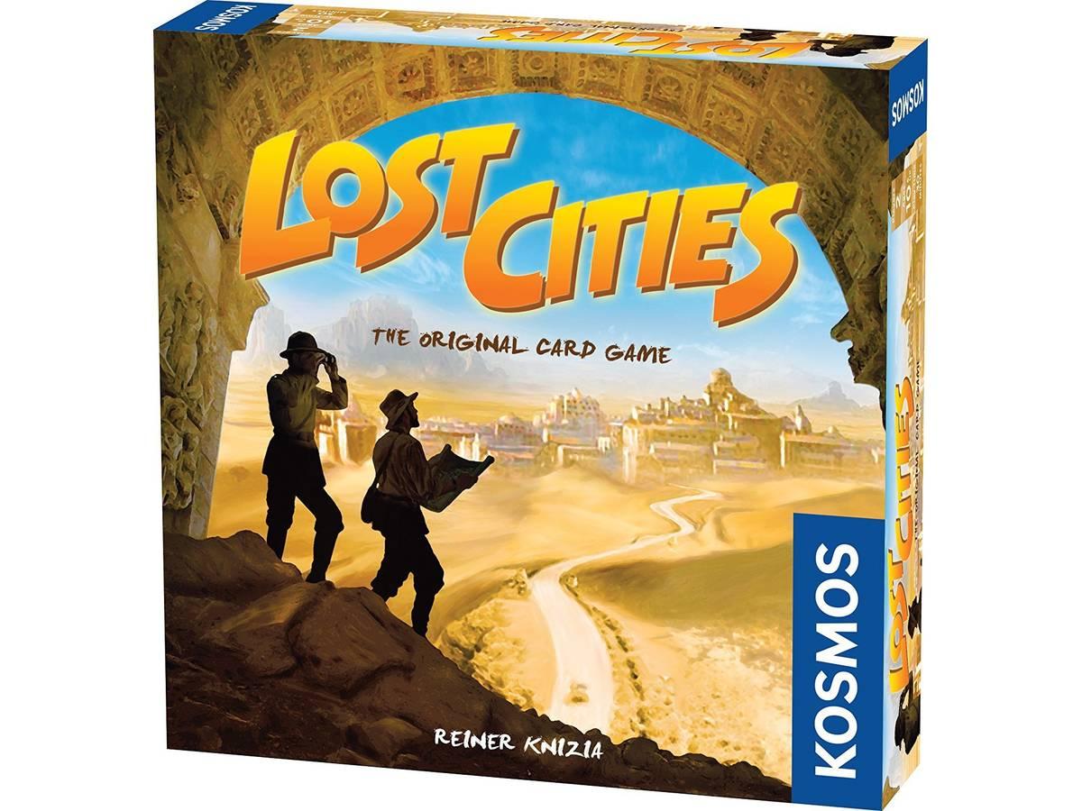 ロストシティ(Lost Cities)の画像 #38711 まつながさん