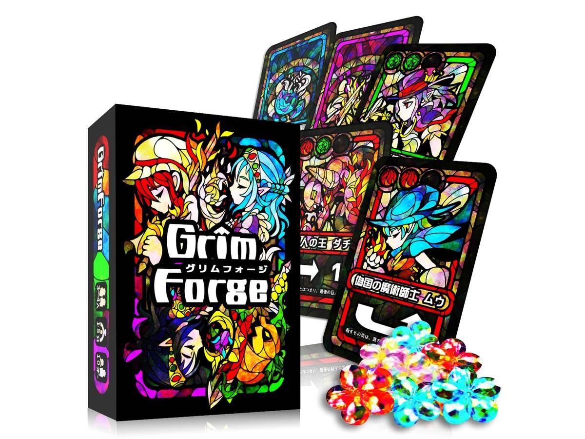 グリムフォージ(Grim Forge)の画像 #53102 山科文彦さん