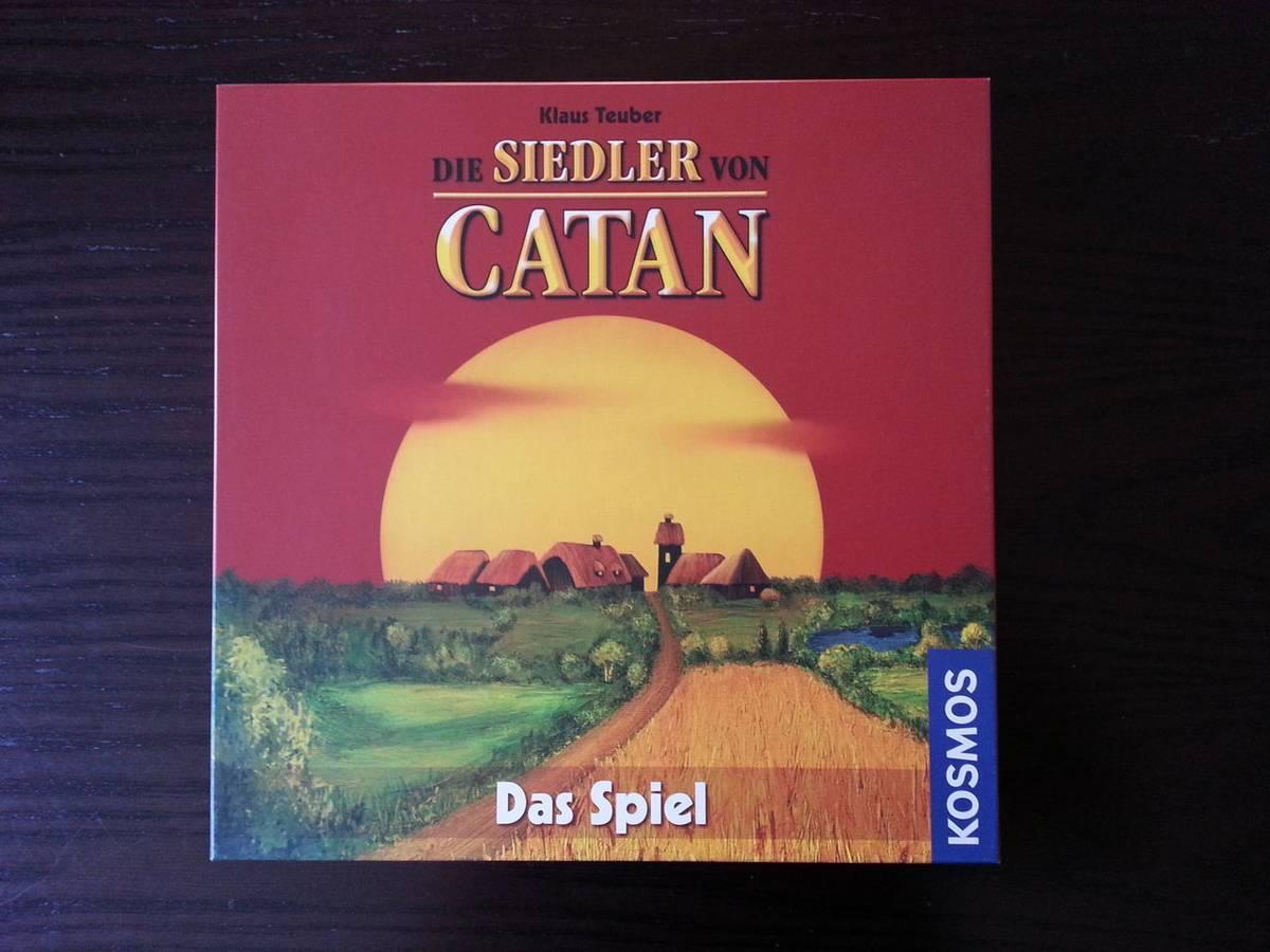 カタン(Die Siedler von Catan)の画像 #66245 オグランド(Oguland)さん