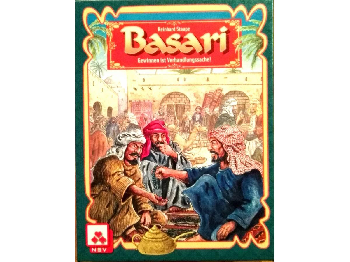 バザリ:カードゲーム(Basari: Das Kartenspiel)の画像 #33295 tomtom3104さん