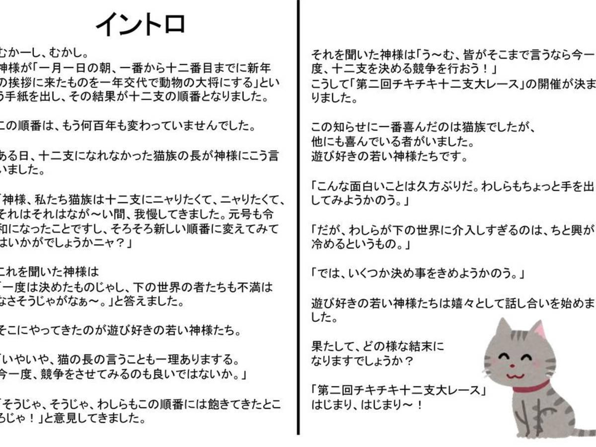 第二回チキチキ十二支大レース(Dai2kai Chikchiki Junishi Dai Race)の画像 #51555 ヤブロンさん