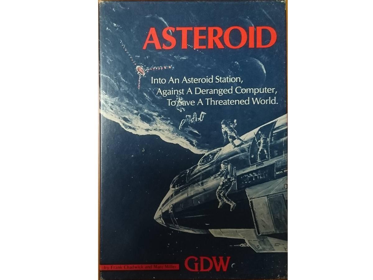 アステロイド(Asteroid)の画像 #40101 エイとんさん