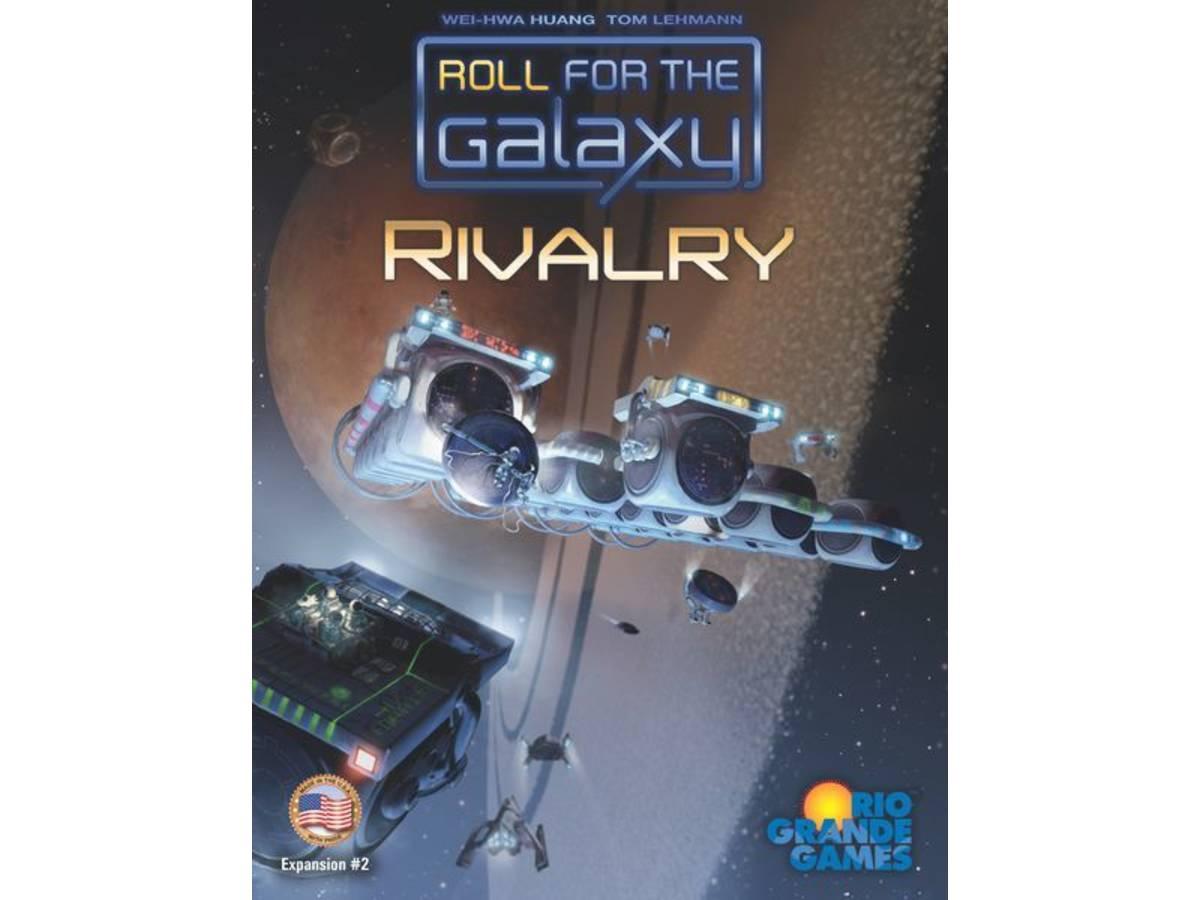 ロール・フォー・ザ・ギャラクシー:ライバルリー(Roll for the Galaxy: Rivalry)の画像 #51174 まつながさん