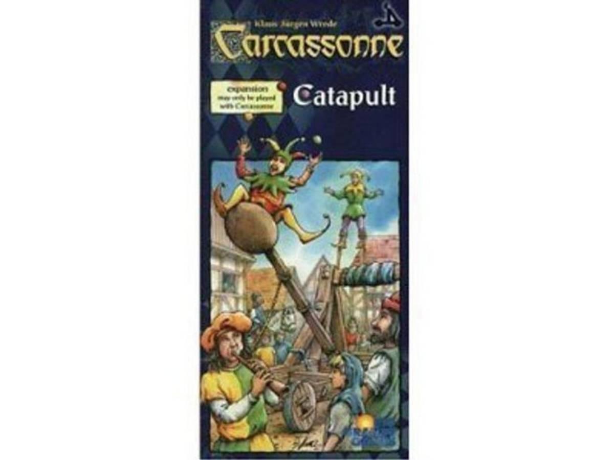 カルカソンヌ:カタパルト(Carcassonne: Catapult)の画像 #37067 まつながさん