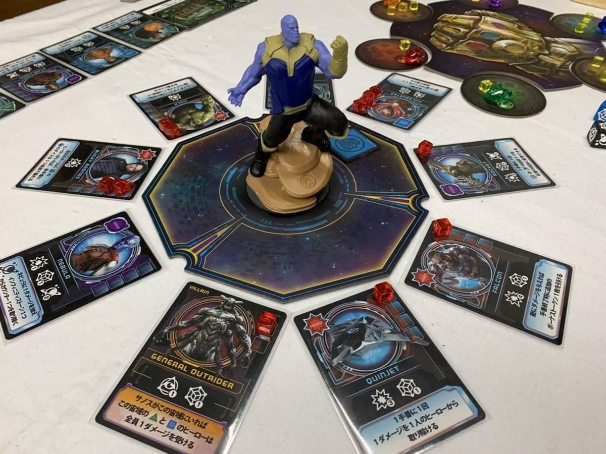 サノス・ライジング:アベンジャーズ・インフィニティ・ウォー(Thanos Rising: Avengers Infinity War)の画像 #58538 レモネードさん