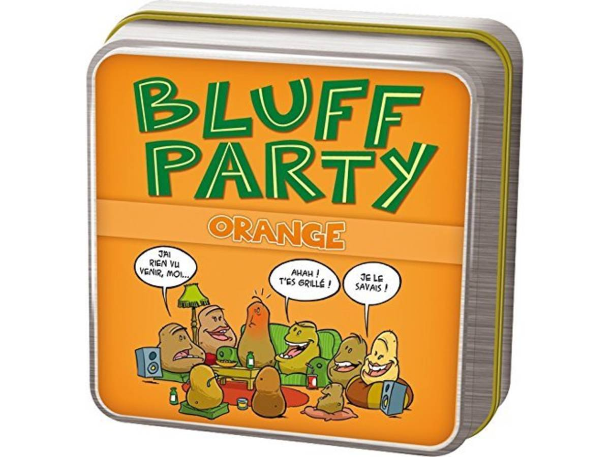 ブラフパーティ(J'te Gage Que... / Bluff Party)の画像 #38547 まつながさん