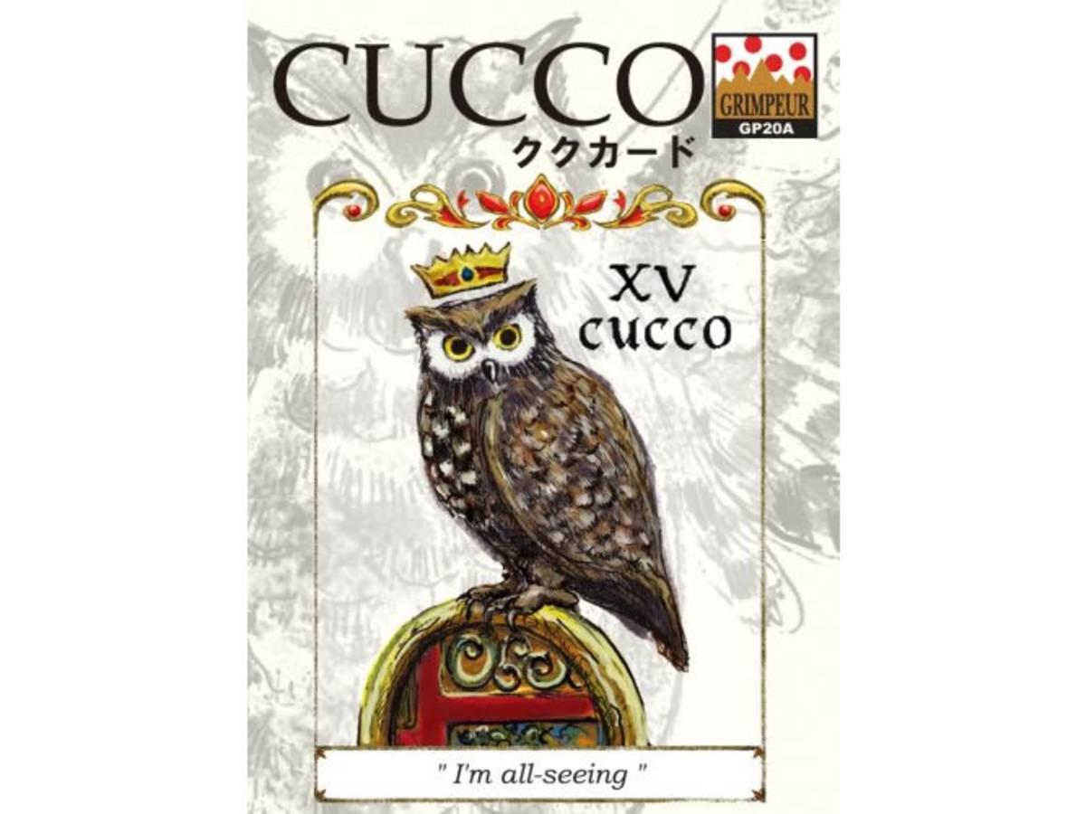 ククカード(Il Cucco)の画像 #31001 ボドゲーマ運営事務局さん