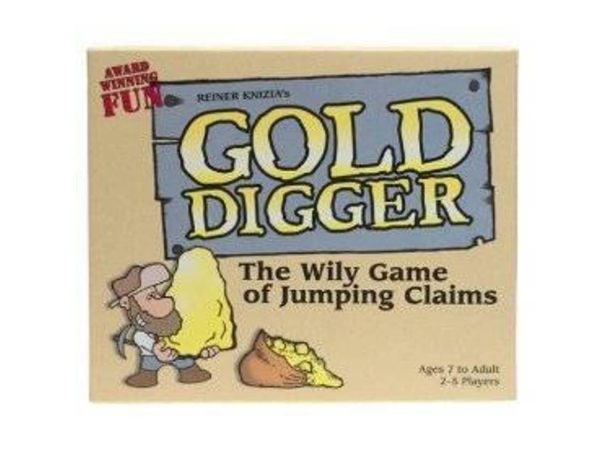 ゴールドディガー / ゴールドラッシュ(Gold Digger / Goldrausch)の画像 #37275 ボドゲーマ運営事務局さん