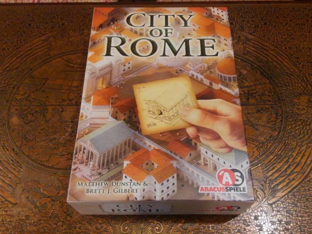 シティ・オブ・ローマ(The Great City of Rome)の画像 #49777 喫茶あかね・マスターさん