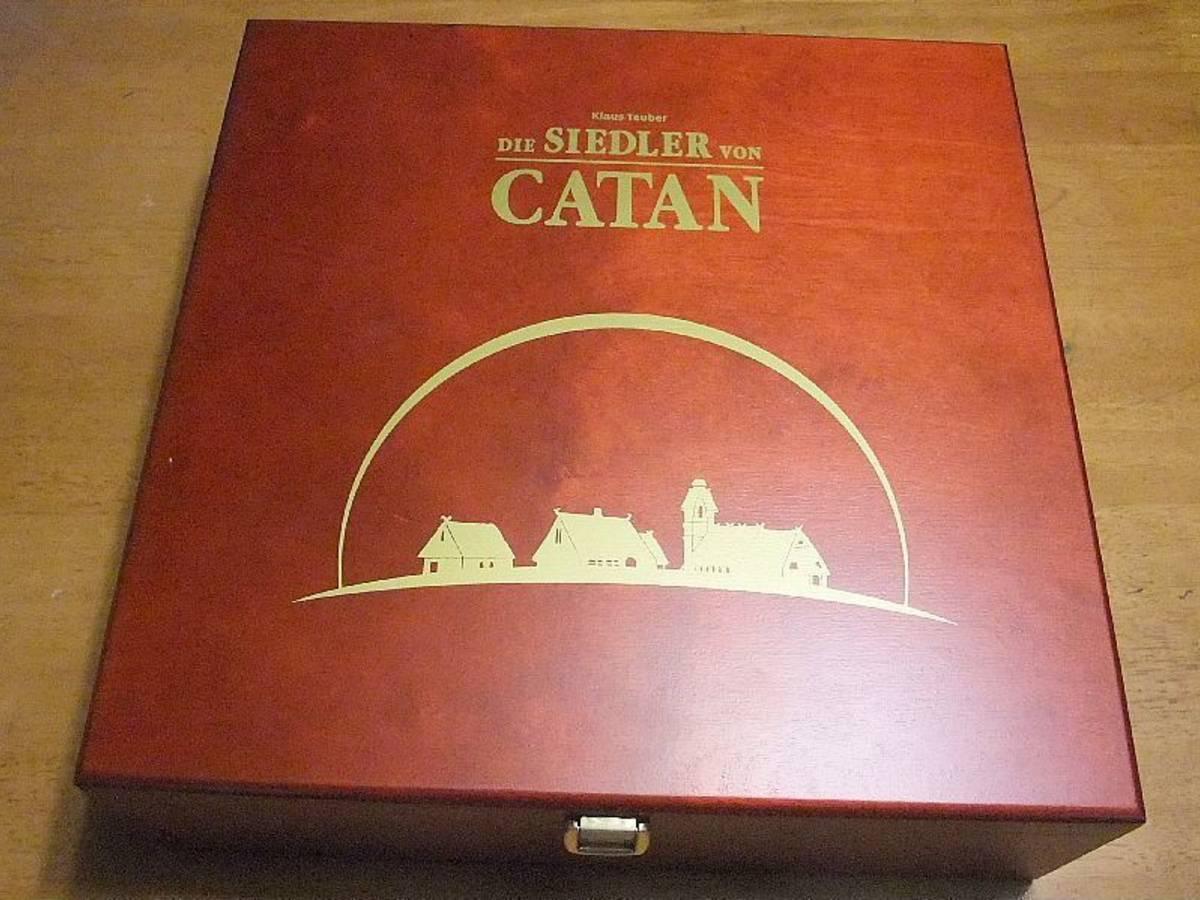 カタン(Die Siedler von Catan)の画像 #32738 ちゃいさん