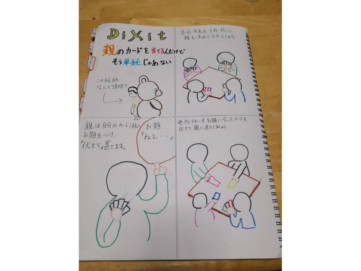ディクシット(Dixit)の画像 #59518 熱中ボードゲーム部 部長 大場 康弘さん