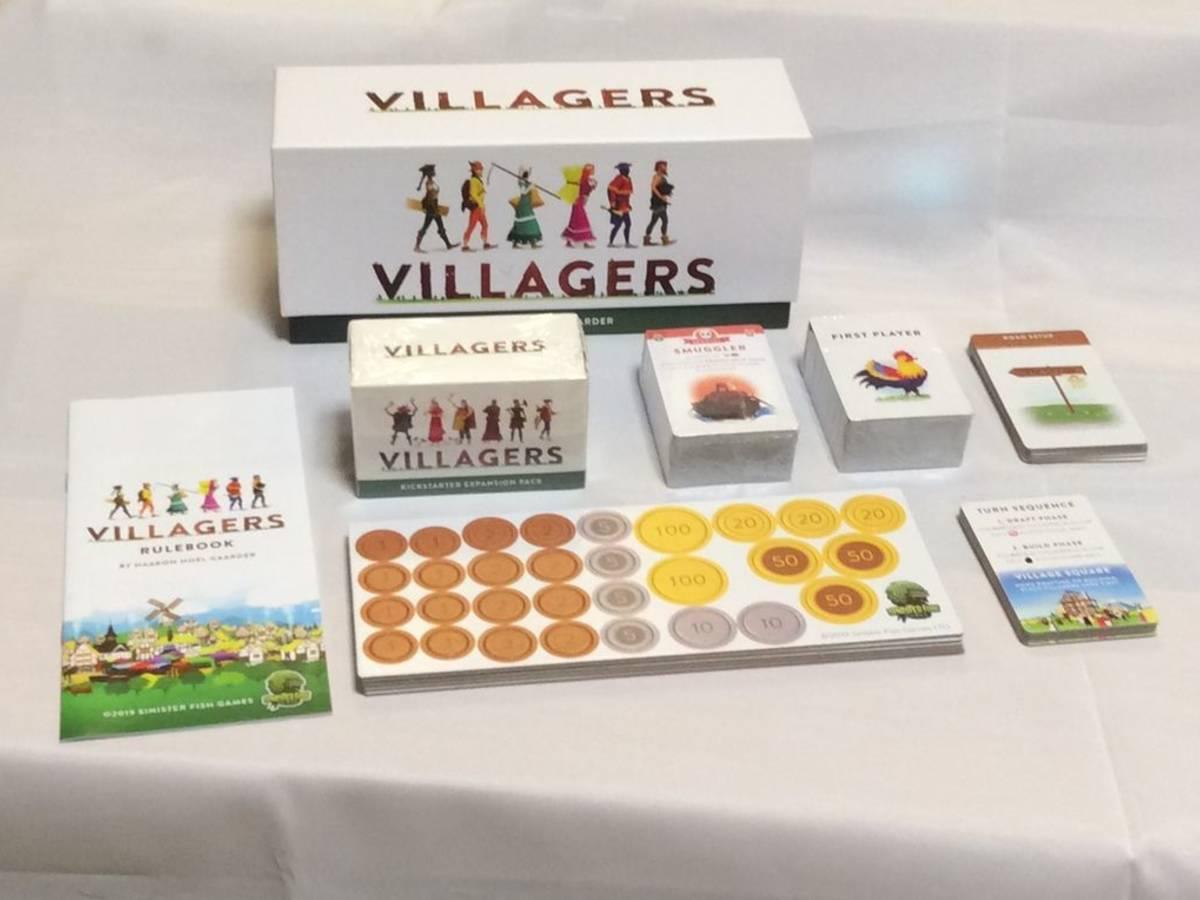 ヴィレジャーズ(Villagers)の画像 #54121 malts_yさん