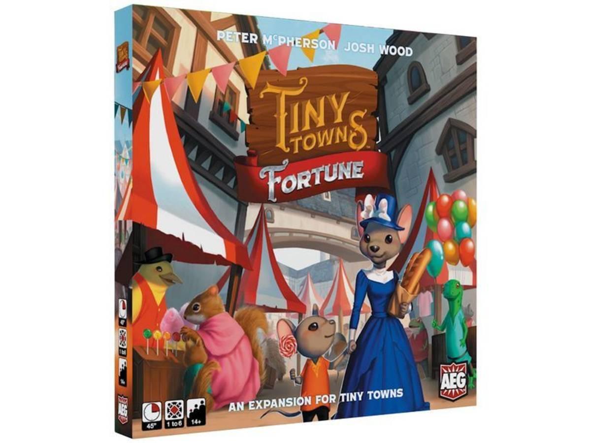 タイニータウン:富のちから(Tiny Towns: Fortune)の画像 #58408 まつながさん