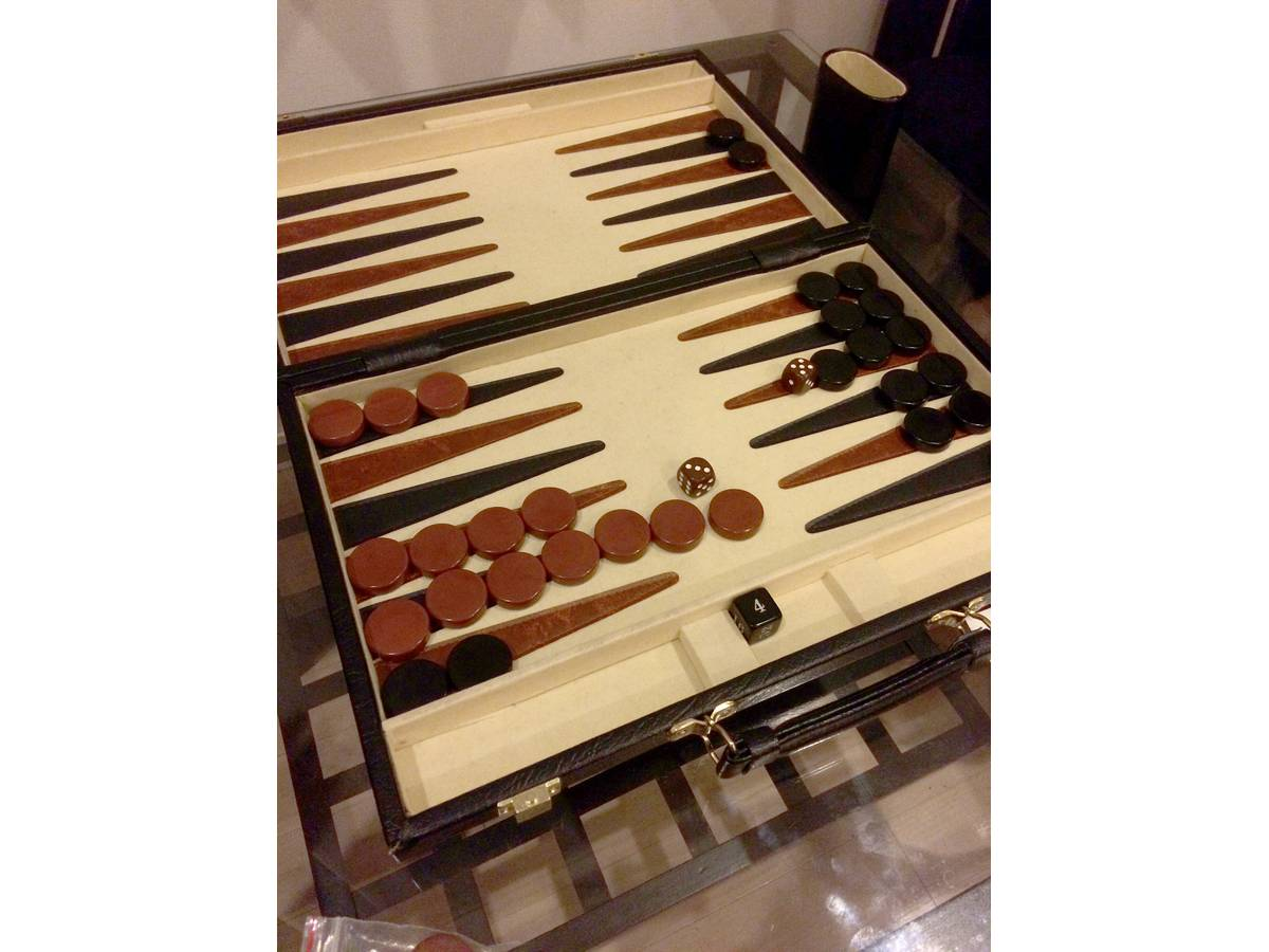 バックギャモン(Backgammon)の画像 #29886 HappyGames_RYOさん
