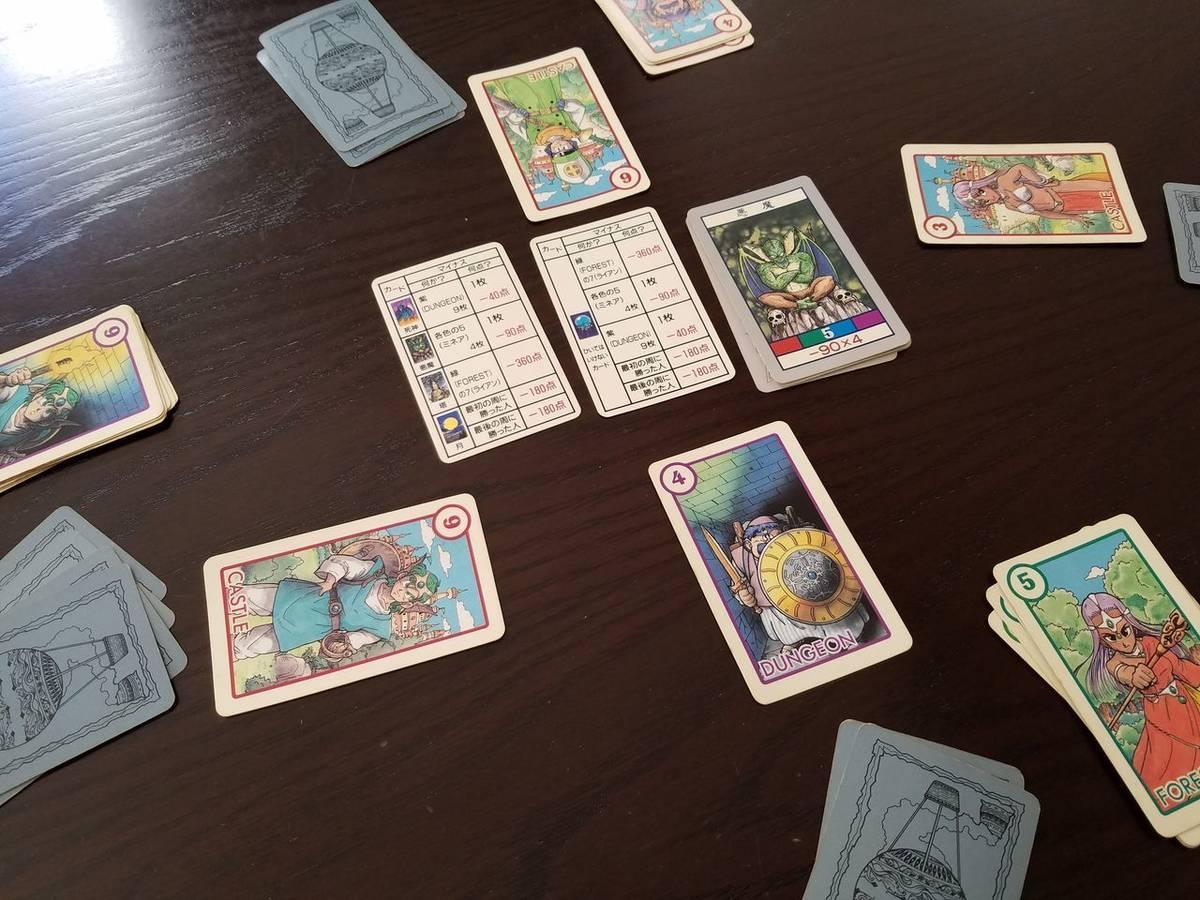 ドラゴンクエスト・カードゲーム:銀のタロット(Dragon Quest: Silver Tarot)の画像 #53135 オグランド(Oguland)さん
