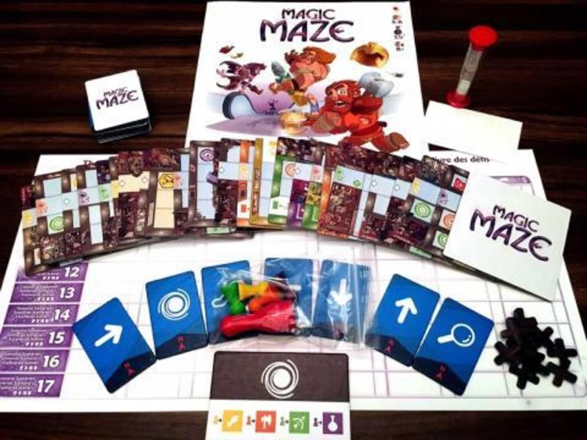 マジックメイズ(Magic Maze)の画像 #37813 特別純米酒2017さん