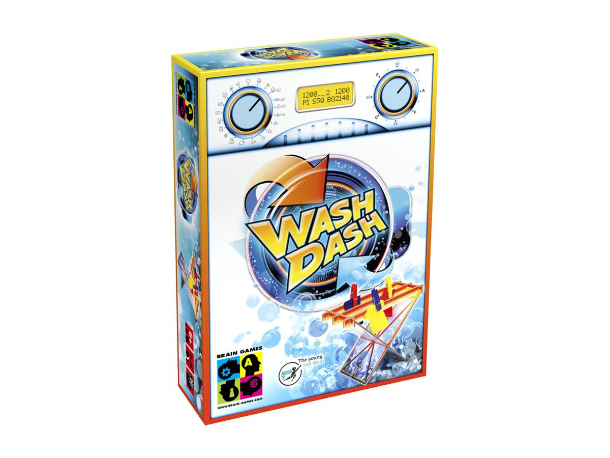 ウォッシュダッシュ(WASH DASH)の画像 #35289 ボドゲーマ運営事務局さん