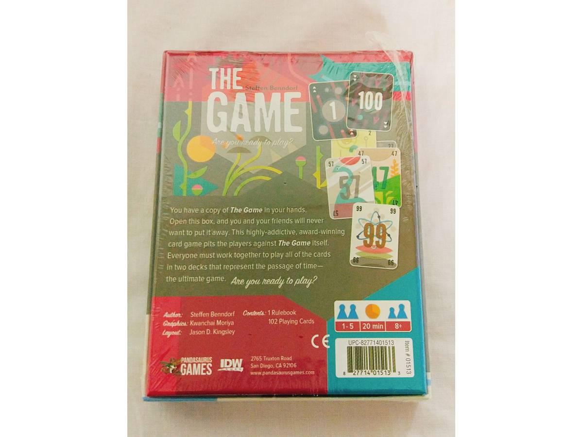 ザ・ゲーム(The Game)の画像 #47329 よっしぃーさん