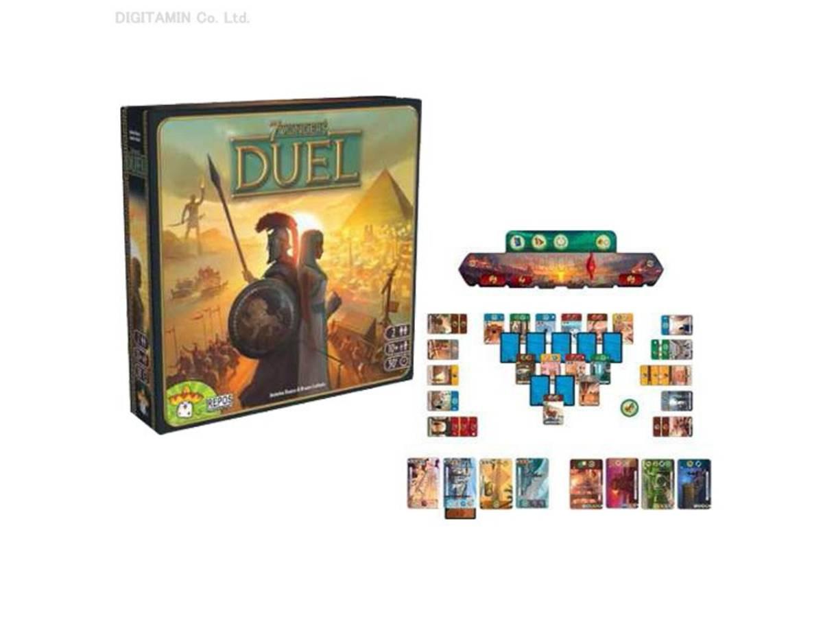 世界の七不思議:デュエル(7 Wonders Duel)の画像 #30769 ケントリッヒさん