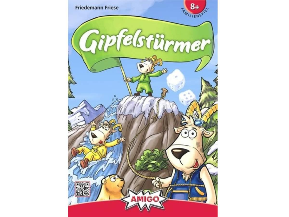 山頂をめざせ(Gipfelsturmer)の画像 #30798 ボドゲーマ運営事務局さん