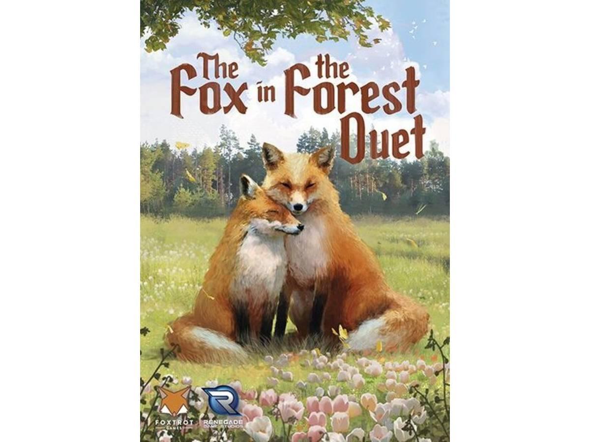 フォックス・イン・ザ・フォレスト・デュエット(The Fox in the Forest Duet)の画像 #60369 まつながさん