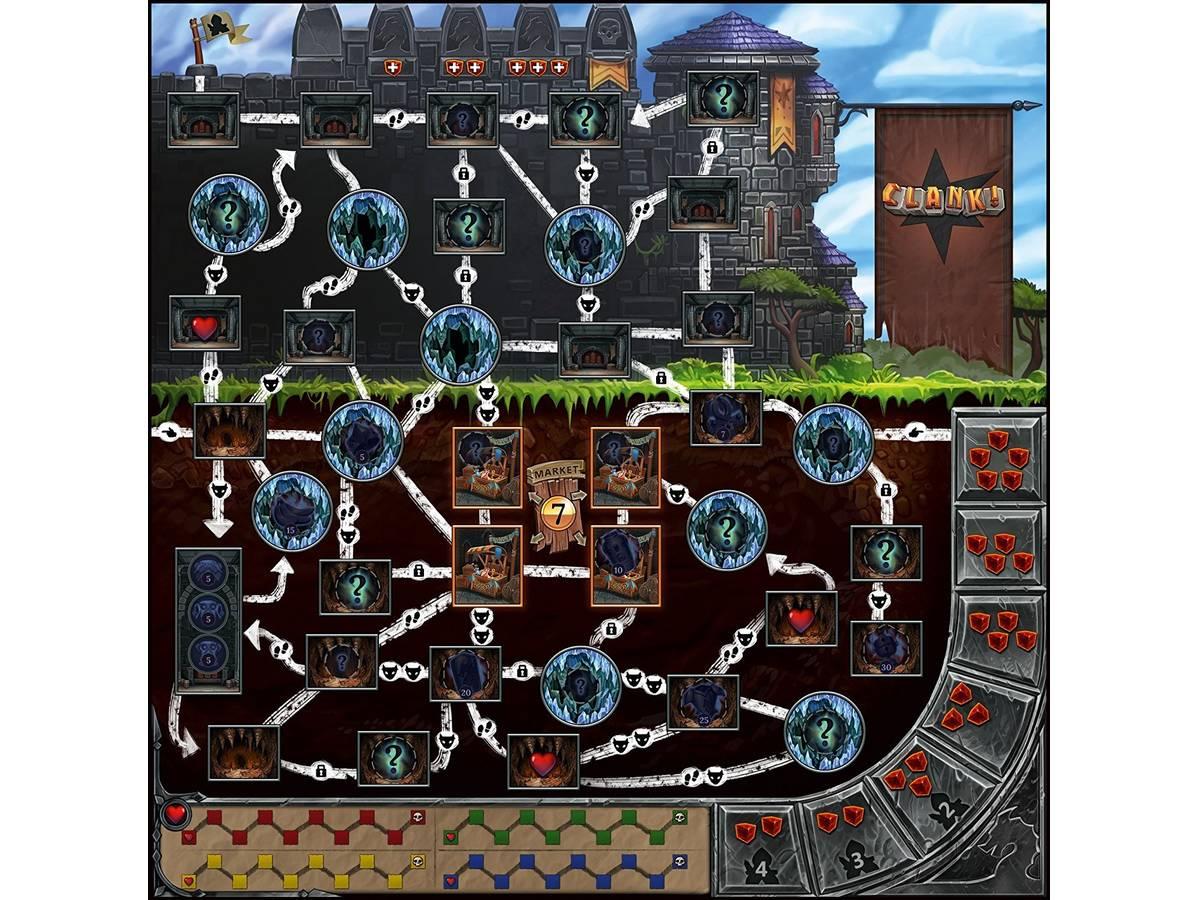 クランク!(Clank!: A Deck-Building Adventure)の画像 #35522 ボドゲーマ運営事務局さん
