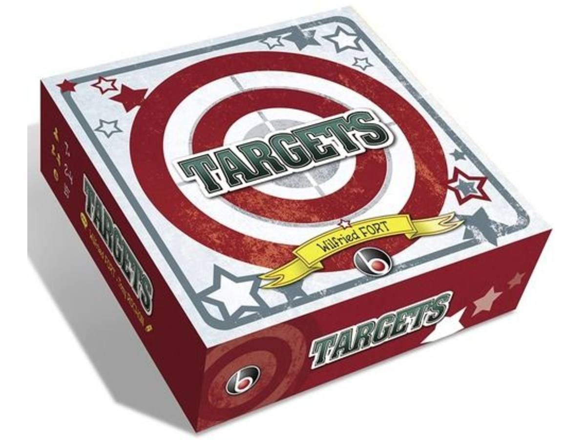 ターゲット(Targets)の画像 #31380 ボドゲーマ運営事務局さん