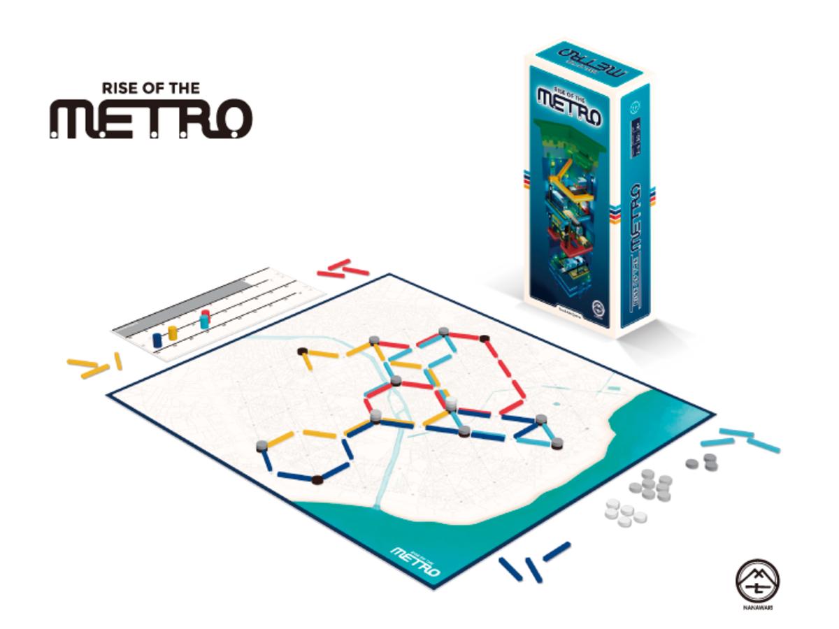ライズオブザメトロ(Rise of the Metro)の画像 #67280 ナナワリさん