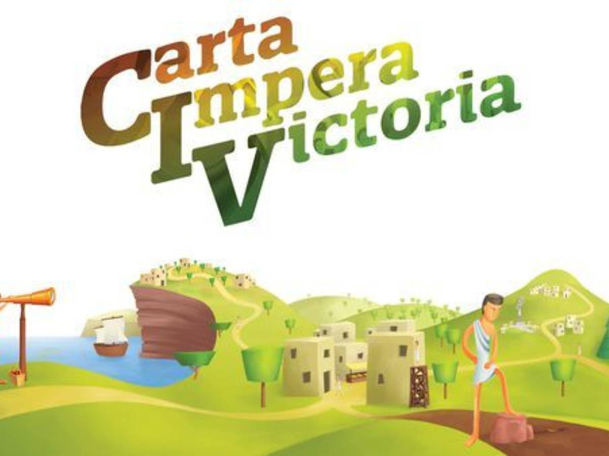 CIV:シー・アイ・ヴイ(CIV: Carta Impera Victoria)の画像 #42737 まつながさん