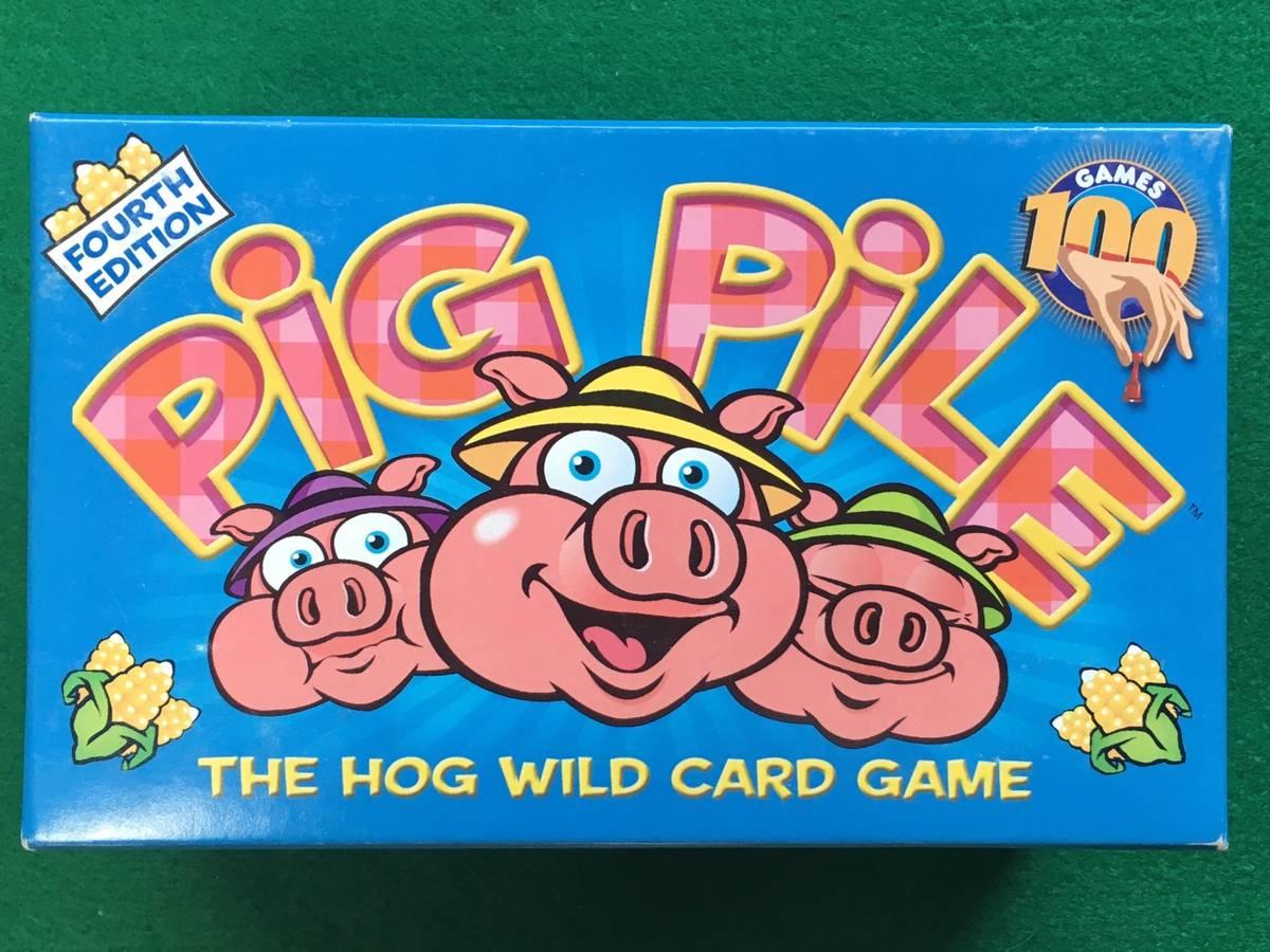 ピッグパイル(Pig Pile)の画像 #45437 nekomaruさん