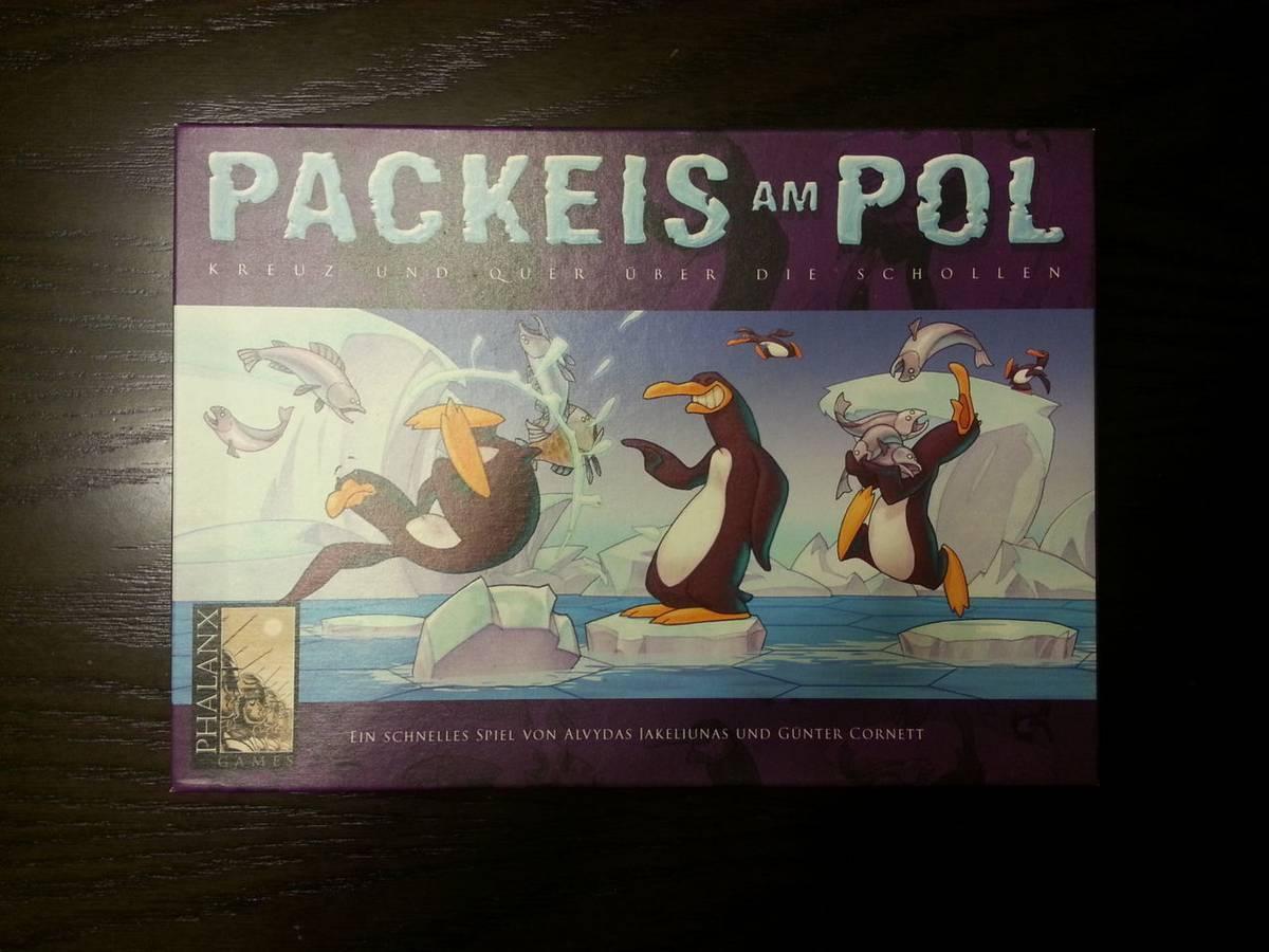 それはオレの魚だ!(Packeis am Pol / Hey, That's My Fish!)の画像 #53897 オグランド(Oguland)さん