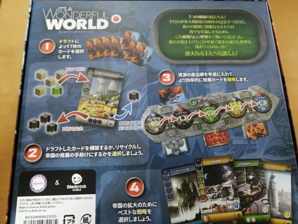 イッツアワンダフルワールド(It's a Wonderful World)の画像 #63018 issei2tabata826さん