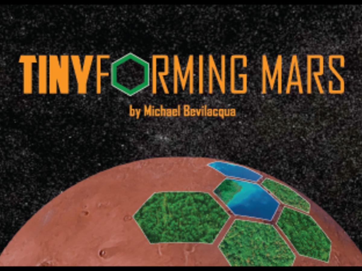 タイニー・フォーミングマーズ(TINYforming Mars)の画像 #53677 らめるんさん