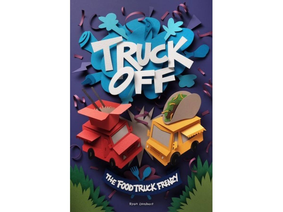 トラックオフ(Truck Off: The Food Truck Frenzy)の画像 #39792 まつながさん