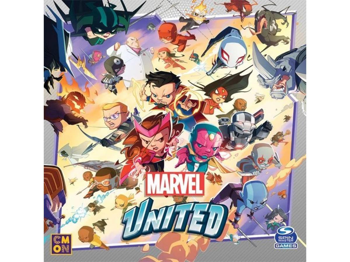 マーベル・ユナイテッド:キックスタータープロモボックス(Marvel United: Kickstarter Promos Box)の画像 #71738 まつながさん